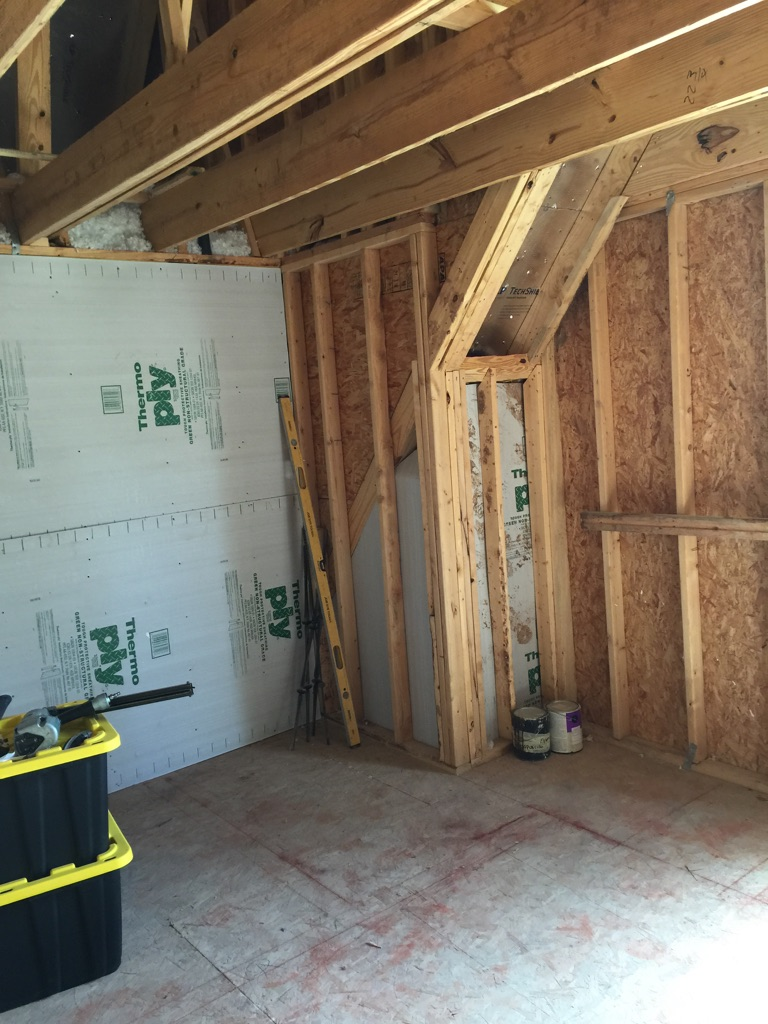 HRC Project Homeowner's Attic Renovation in Houston Texas w/Live Update