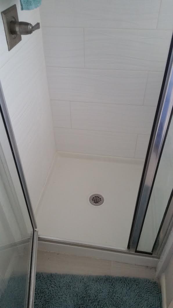 Light Bathroom Remodel Houston Remodeling Contractors