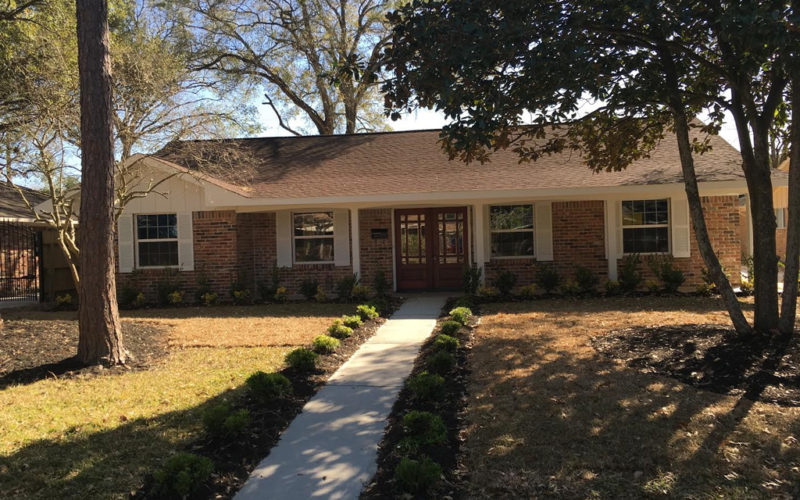 Meyerland Area Home Remodeled By Houston Remodeling Contractors