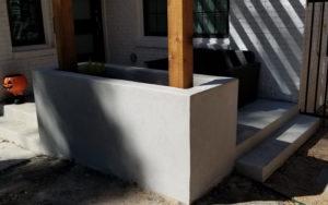 Concrete Sidewalk in Houston