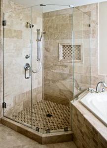 Houston Shower Remodel