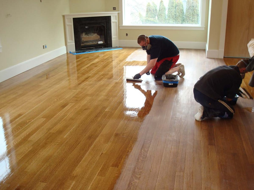 Houston Wood Floor Refinish