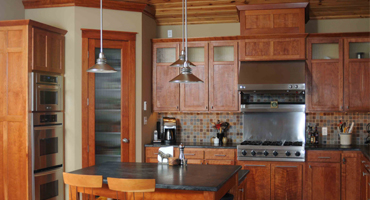 Custom Cabinetry Hand Built