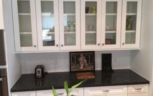 Custom Built Cabinets