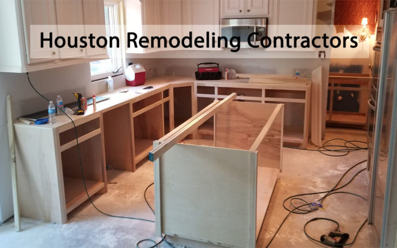 Houston Remodeling Contractors